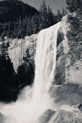 Wall mural Waterfalls
