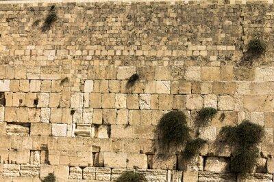 Wall mural Western Wall in Jerusalem