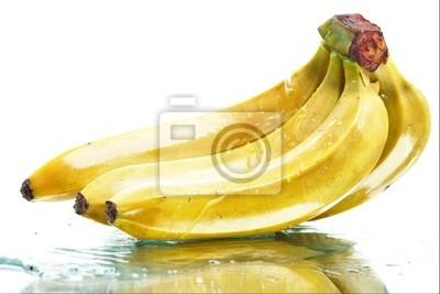 wet bananas