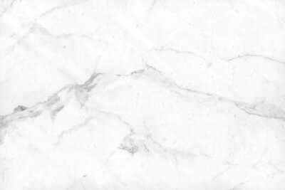 Wall mural white gray marble texture background with high resolution, top view of natural tiles stone floor in seamless glitter pattern and luxurious.