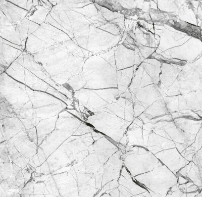Wall mural White marble texture (high.res.)