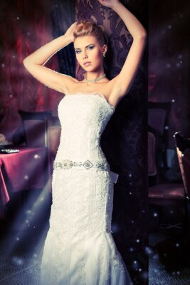 woman bride