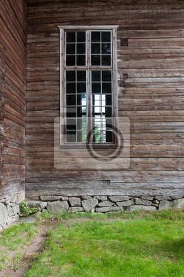 Wooden chruch in petajavesi Unesco world heritage site
