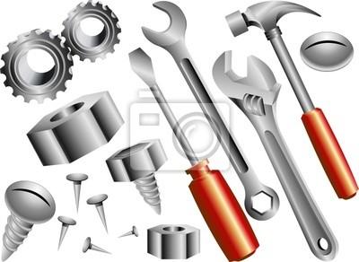 Work Tools Work Tools - -Vector