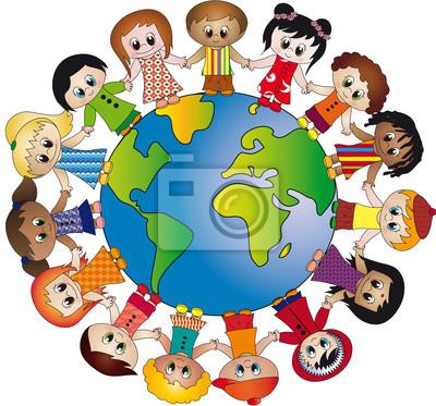 world of children