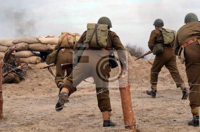 WWII. Czech Army