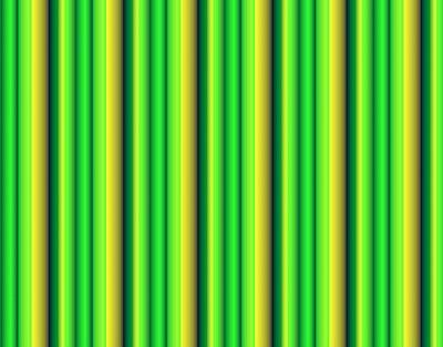 Wall mural Зеленый фон с полосами.