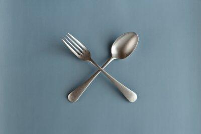 spoon × fork
