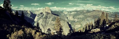 Wall mural Yosemite national park