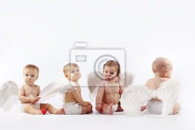 Angelic babies