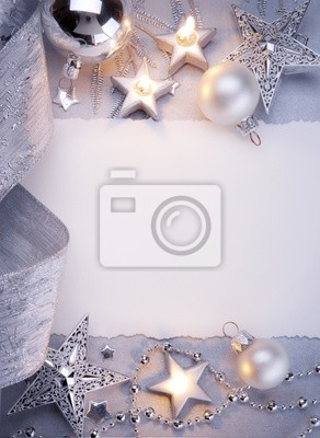 Poster Art Christmas greeting card