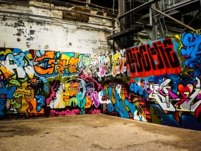 Poster Art of graffiti