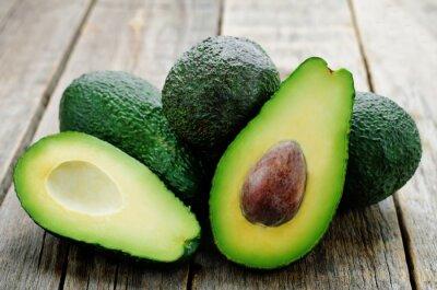 Poster avocado