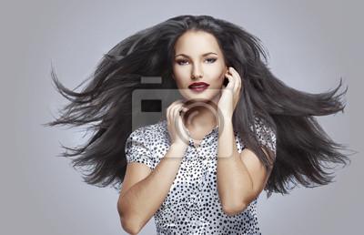 Beautiful make up and hair