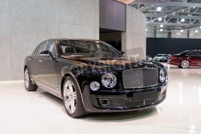 Poster Bentley