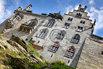 Poster Burg Bad Bentheim
