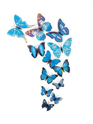 Poster Butterflies wall stickers