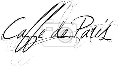 Caffe de Paris
