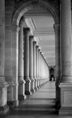 Poster Colonnade