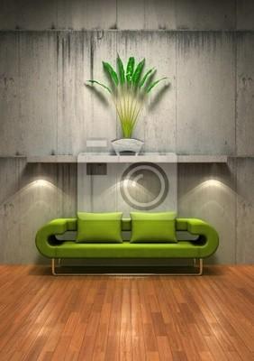 Contemporary interior 01