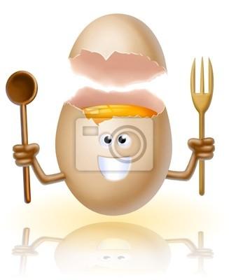 cook egg