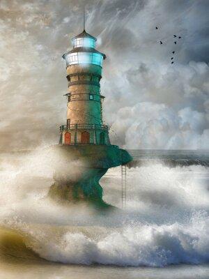 Poster Fantasy landscape