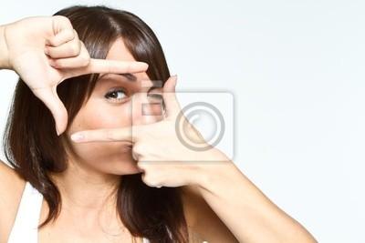 Finger Frame J