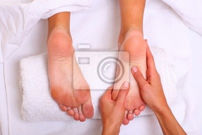 Foot in SPA
