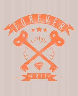 Poster For ever free