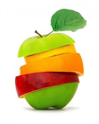 Poster Fruit slices