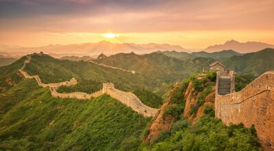 Poster Great Wall
