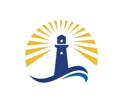Poster Lighthouse logo