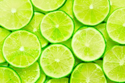 Poster Lime Background