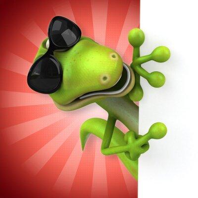 Poster Lizard