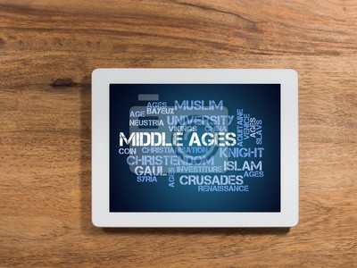Poster Middle Ages