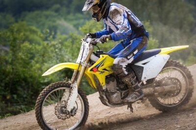 Poster motocross