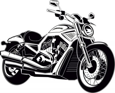 Poster motorcycle