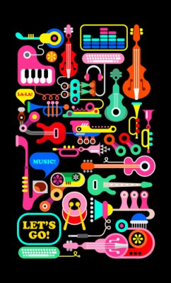 Poster Musical Composition