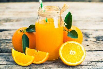 Poster Orange juice
