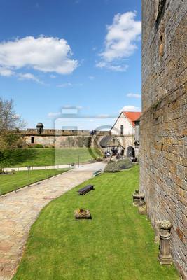 Poster Park und Wehranlage Burg Bentheim