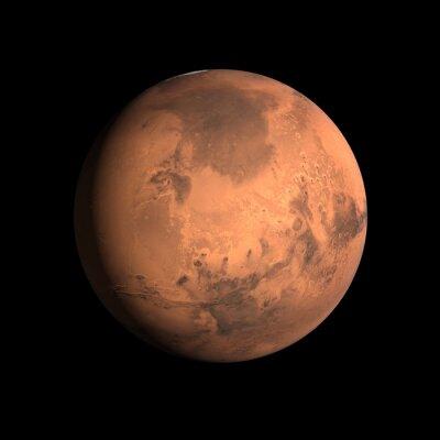 Poster Planet Mars