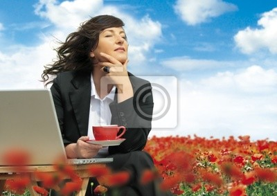 Poster relaxing business 17