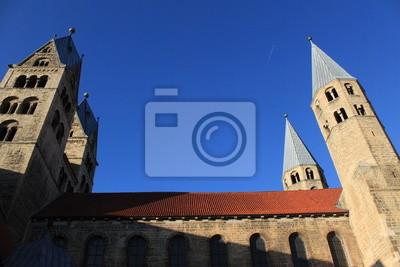 Poster Romanische Liebfrauenkirche in Halberstadt