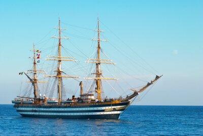 Poster Sailing vessel