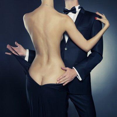 Poster Sensual couple