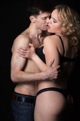 Poster Sensual pleasure