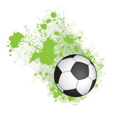 Poster Soccer ball