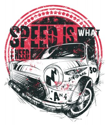 Poster Speed is what I need