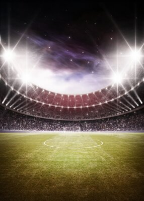 Poster stadium