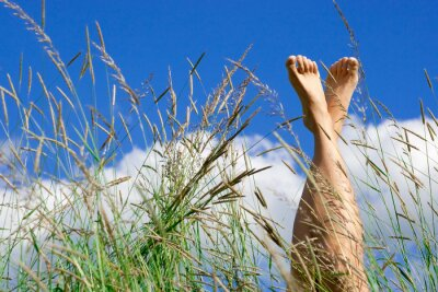 Summertime for feet